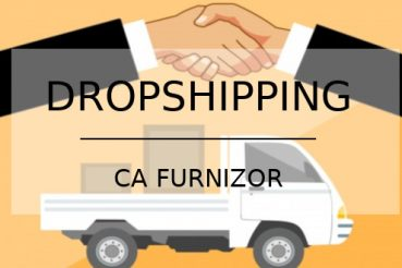dropshipping ca furnizor