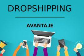 Avantajele Dropshipping